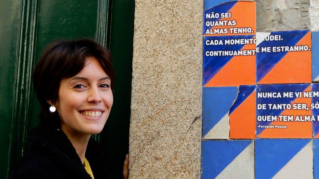 Joana de Abreu. Projekt PREENCHER VAZIOS.