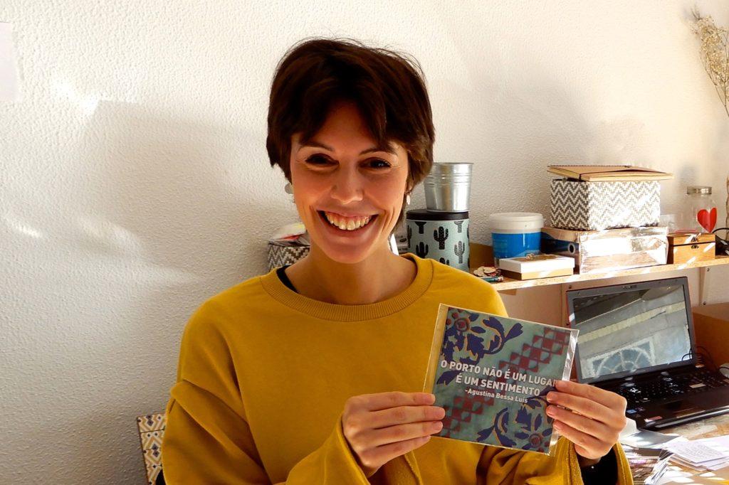 """Joana de Abreu, Projekt """"Preencher Vazios""""."""