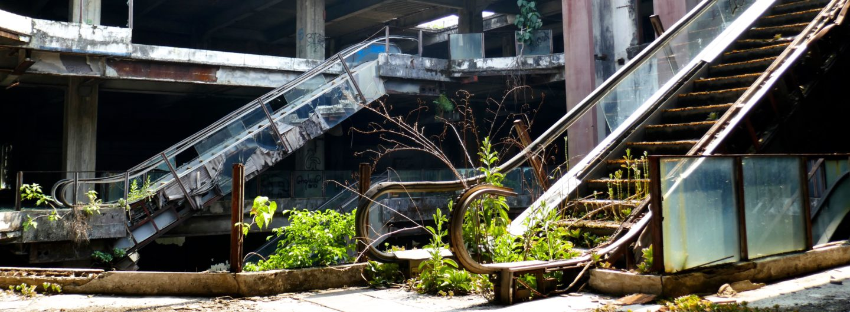 """Bangkoks erste Shopping Mall: Ausflug in eine """"verlorene neue Welt"""""""