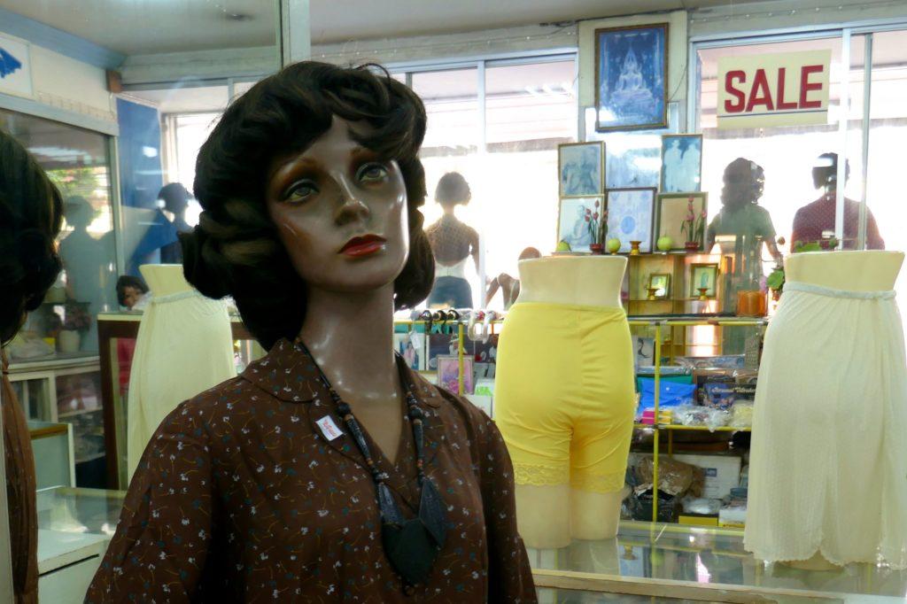 Zeitreise in Bangkok: Nightingale-Olympic, das vergessene Kaufhaus