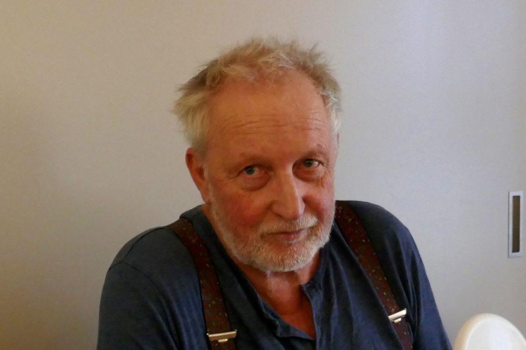 Wolfgang Supper, Maler und Bildhauer aus Hannover-Linden.