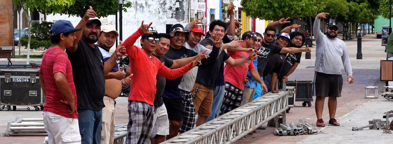 Menschen und Momente in Campeche