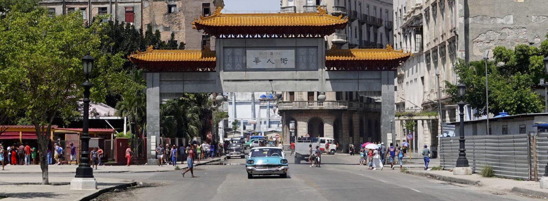 Hinter den Kulissen von Havannas Chinatown